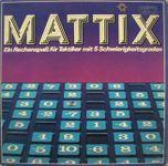 Board Game: Mattix
