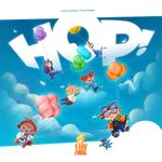 Board Game: HOP!