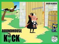 Board Game: Roundhouse Kick