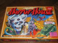 Board Game: Horror House