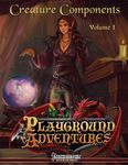 RPG Item: Creature Components Volume 1 (Pathfinder)