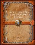 RPG Item: More than Coin: Non-Monetary Rewards