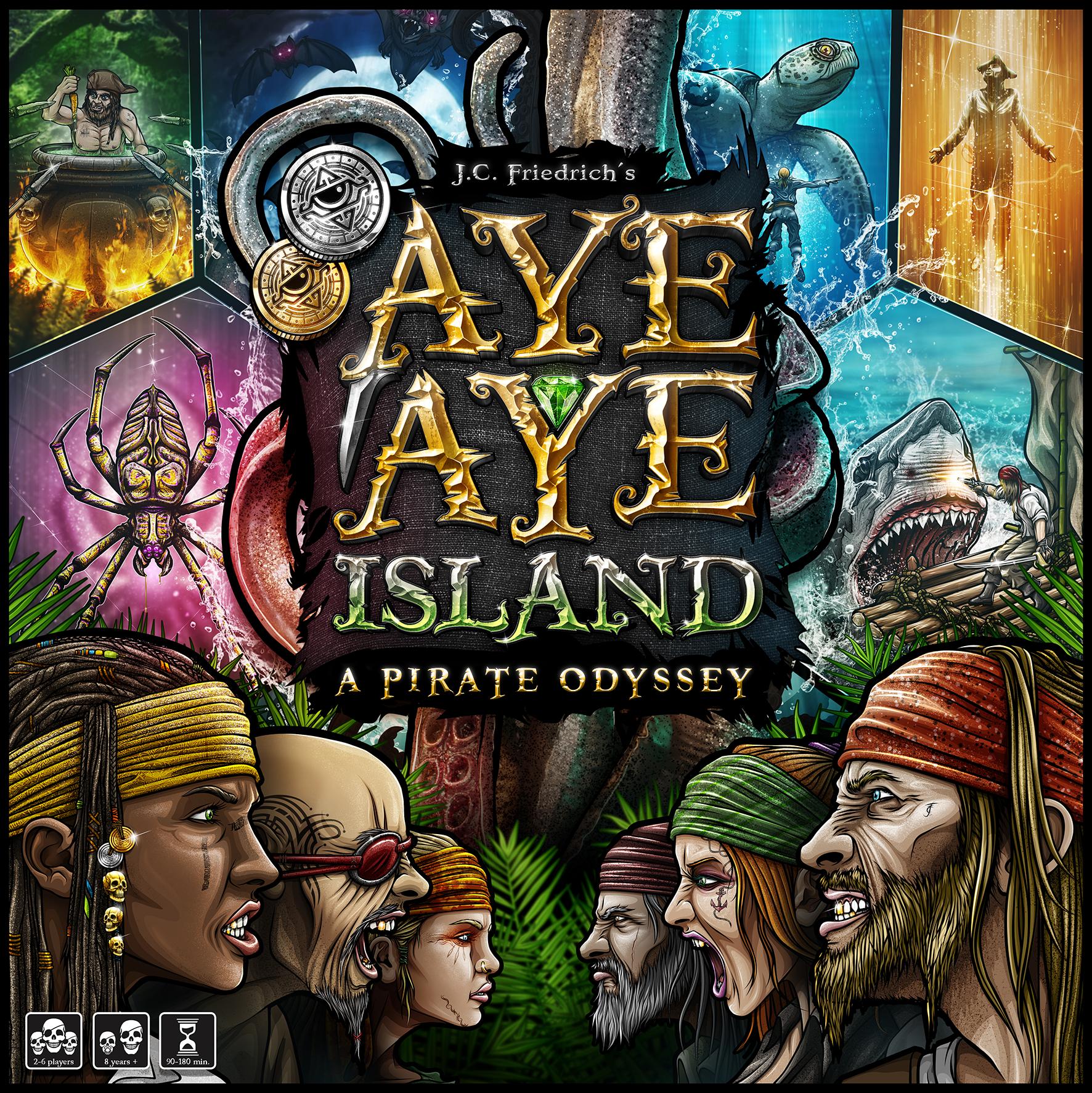 Aye Aye Island: A Pirate Odyssey