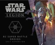 Board Game: Star Wars: Legion – B2 Super Battle Droids Unit Expansion