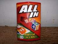 Board Game: All In