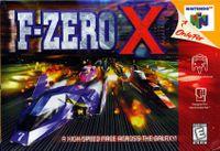 Video Game: F-Zero X