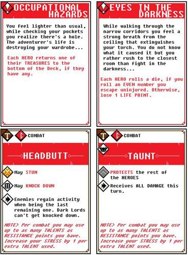 Board Game: Delve & Despair
