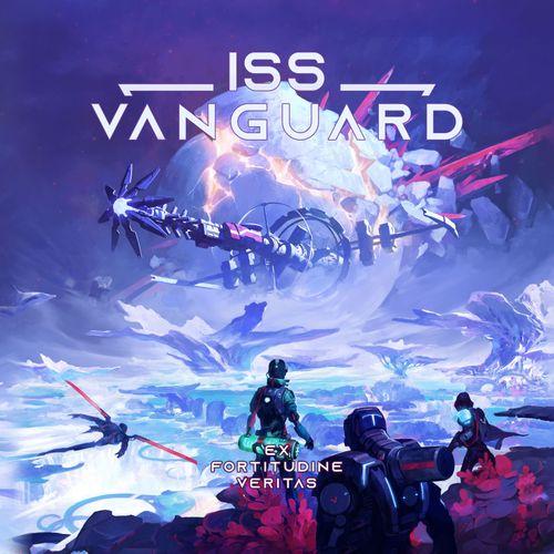 Board Game: ISS Vanguard