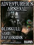 RPG Item: Oldskull Game Expansions: Adventurer's Arsenal