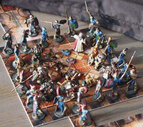 Board Game: Dwarf King's Hold: Dead Rising