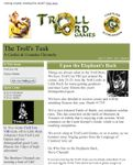Issue: The Troll's Tusk (Vol 1, Issue 8 - Jul 2010)