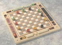 Board Game: Pacru