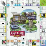 Board Game: Naperville On Board