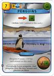 Board Game: Terraforming Mars: Penguins Promo Card