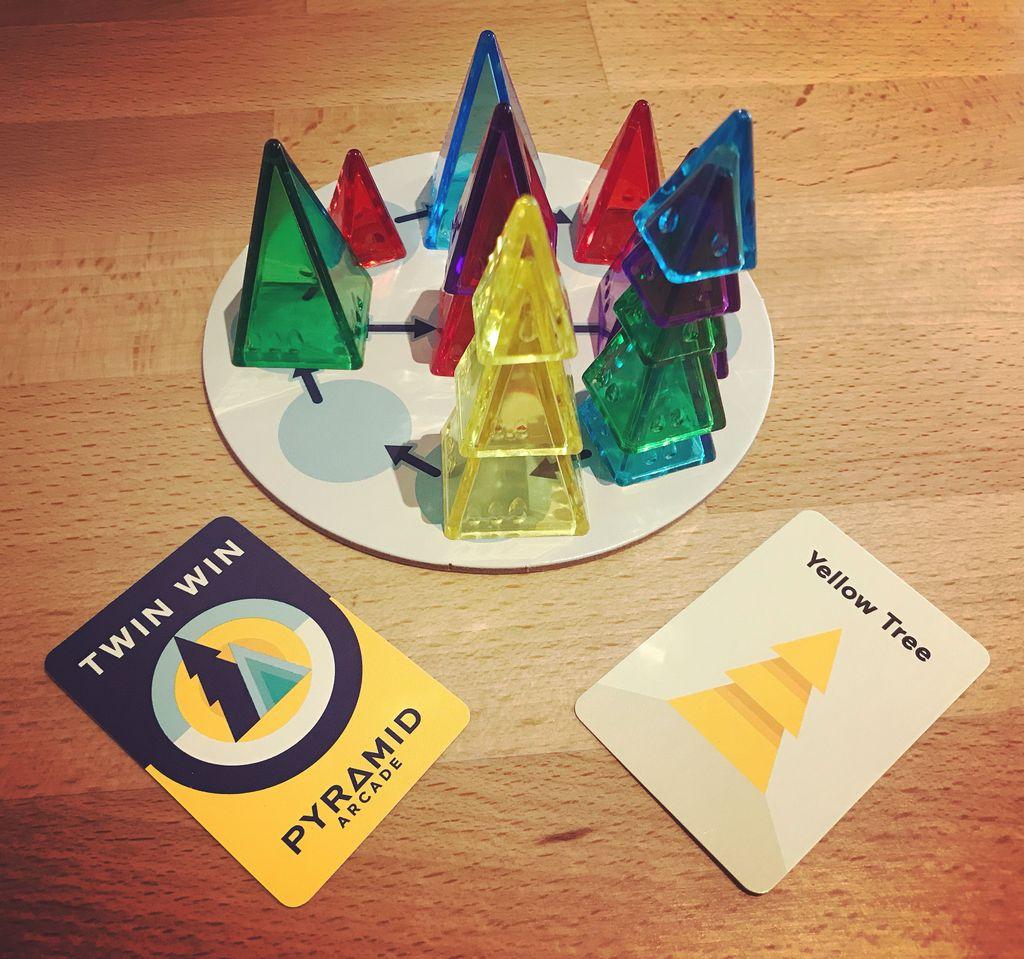 Board Game: Twin Win