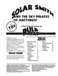 RPG Item: Solar Smith and the Sky-Pirates of Arcturus