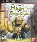 Video Game: Majin and the Forsaken Kingdom