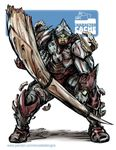 RPG Item: Character Cache: Behemoth: The Guardian of Two Worlds