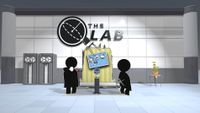 Video Game: The Lab