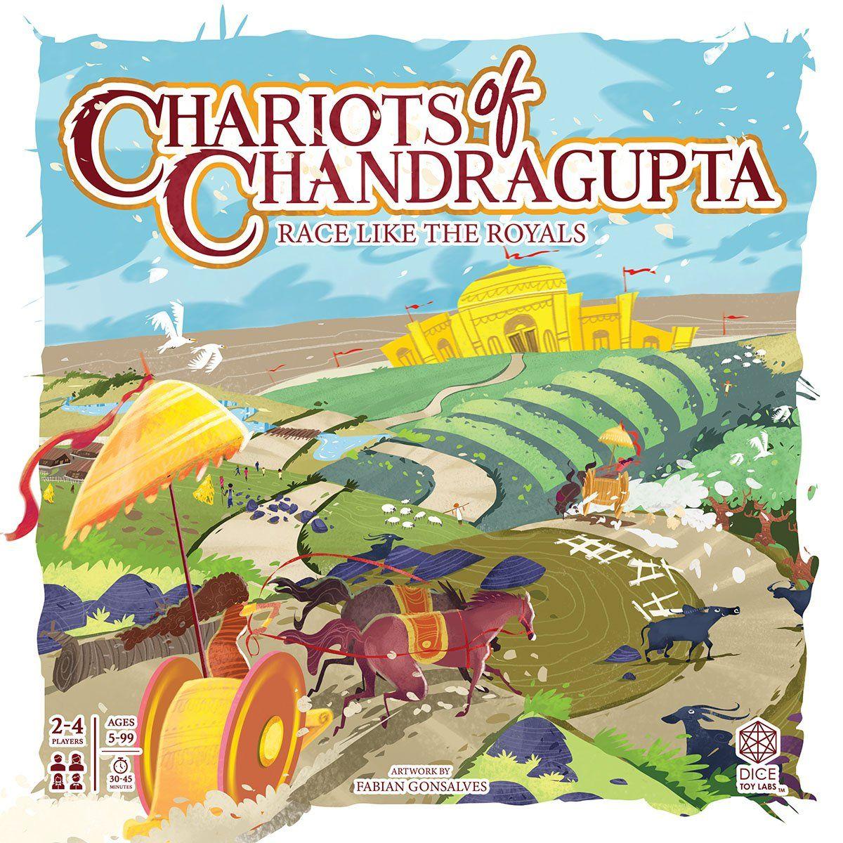 Chariots of Chandragupta