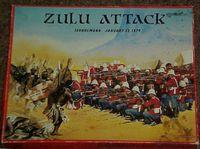 Board Game: Zulu Attack