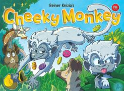 Cheeky Monkey Cover Artwork