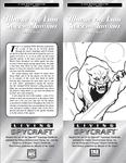 RPG Item: SPA3-04: Where the Lion Sleeps Tonight