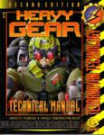 RPG Item: Technical Manual (2nd Edition)