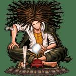 Character: Yasuhiro Hagakure