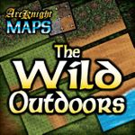 RPG Item: ArcKnight Maps: The Wild Outdoors
