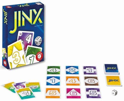 Board Game: Jinx