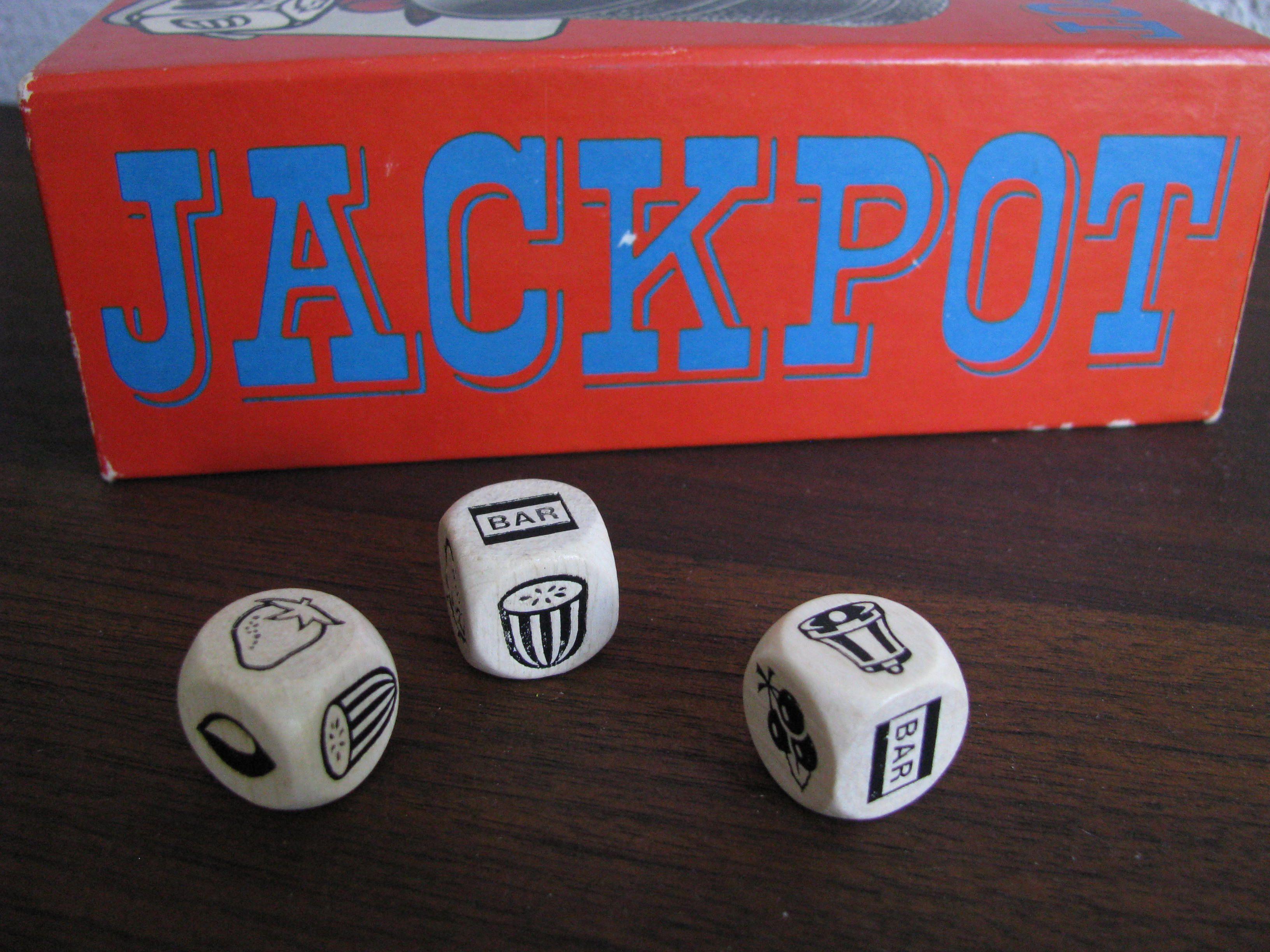 Board Game: Jackpot