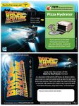 Board Game: Back to the Future: The Card Game – Pizza Hydrator