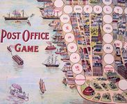Board Game: Post Office Game