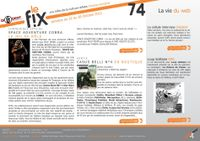 Issue: Le Fix (Issue 74 - Oct 2012)