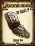RPG Item: Monster Hunts Weekly: Issue 24