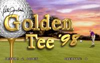 Video Game: Golden Tee '98