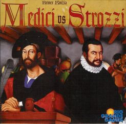 Medici vs Strozzi Cover Artwork