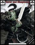 RPG Item: CD-1: Terror and Blasphemy