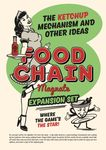 Board Game: Food Chain Magnate: The Ketchup Mechanism & Other Ideas