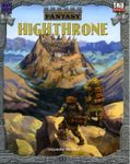 RPG Item: Highthrone: City above the Clouds