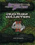 RPG Item: Creature Collection II: Dark Menagerie