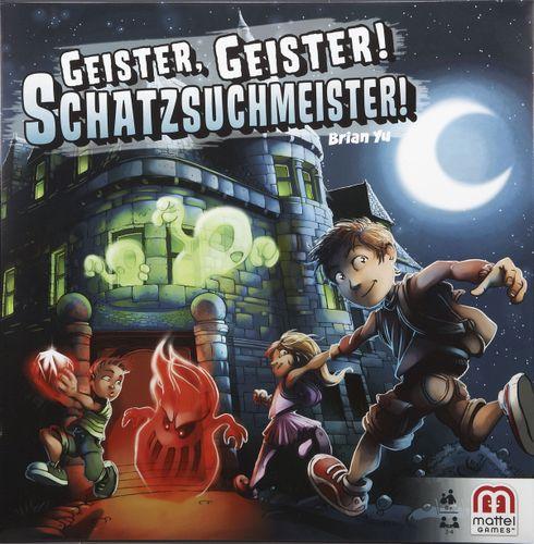 Board Game: Ghost Fightin' Treasure Hunters
