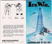 Board Game: Ice War