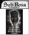Issue: Crown of the Garamantian Sorceror-Kings