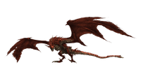 Character: Hellkite Dragon