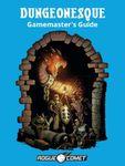 RPG Item: Dungeonesque Gamemaster's Guide