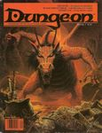 Issue: Dungeon (Issue 1 - Sep 1986)