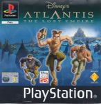 Video Game: Atlantis: The Lost Empire
