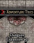 RPG Item: 2e Adventure Tiles: Dungeon Expansion 02
